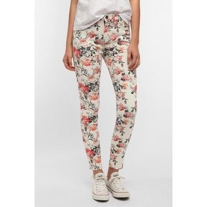 BDG Twig Floral Jeans